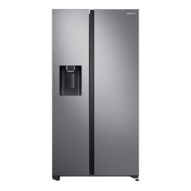 Imagem de Geladeira Inverter Frost Free Samsung Rs65r5411m9 Inox Look Com Freezer 617l 220v
