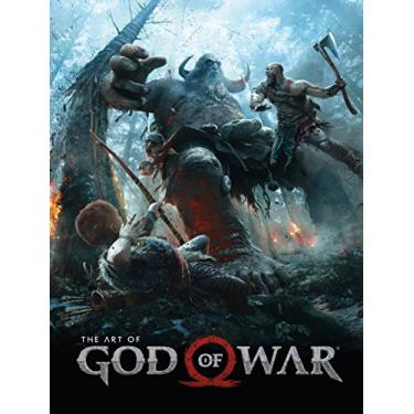 The Art of God of War - Sony Interactive Entertainment - 9781506705743