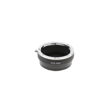 Imagem de Adaptador De Lente Anel De Montagem Para Canon eos Lens Para Sony Alpha A7 A7R A7S Câmera