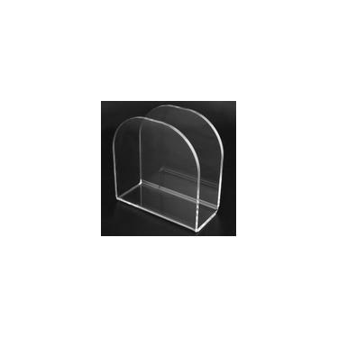 Imagem de Porta-guardanapos Porta-guardanapos vertical Dispensador de armazenamento de guardanapos para mesa em casa Restaurantes Cafeteria