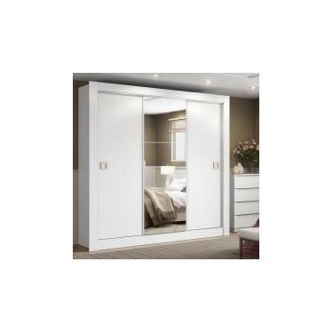 b22cdc1bd057aa Guarda-Roupas 3 portas com Espelho Madesa: Encontre Promoções e o ...