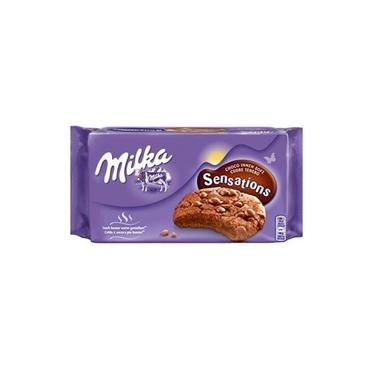 Milka Sensations Cookies Chocolate 156g