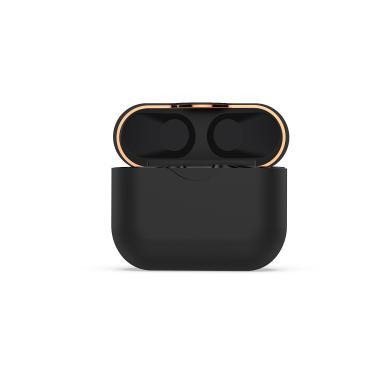 Armazenamento de silicone Bolsa Capa protetora à prova dágua Caso para Sony WF-1000XM3 fone de ouvido Banggood