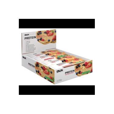 Protein Snack Dux Whey Bar Barra De Proteina Caixa 12 Unid.