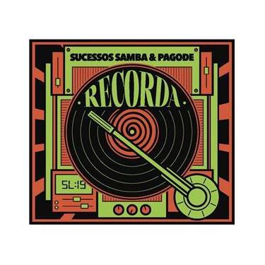 Imagem de Cd Recorda Sucessos – Samba & Pagode