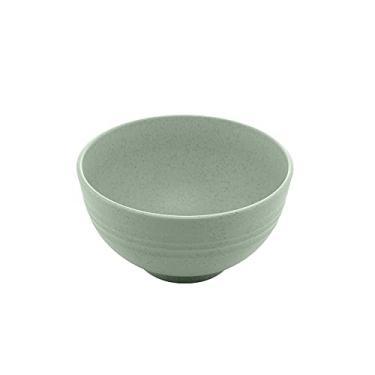 Conjunto com 4 Bowls de bambu ecológico sortidos Lines 15x7,5cm