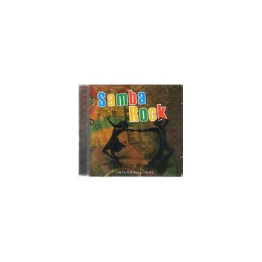 Cd samba rock internacional