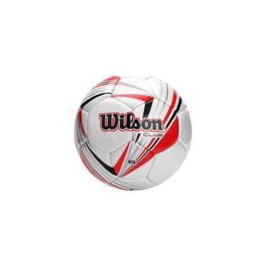 Bola Futebol Campo Club Wilson - BF0001VM - 47ef39cc044a9