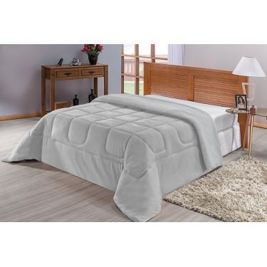 Coberdrom casal queen 01 peça malha e cobertor 2,40m x 2,20m