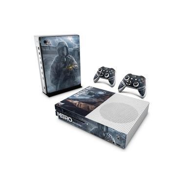 Skin Adesivo para Xbox One Slim - Metro Exodus