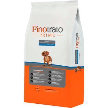 Ração Seca Finotrato Prime Sênior Premium Especial para Cães Raças Pequenas e Médias - 3 Kg + 1 Kg Grátis