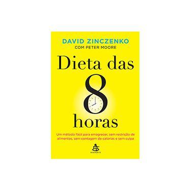 Dieta das 8 Horas - Capa Comum - 9788543101507