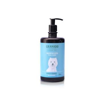 Granado Shampoo Azul - Pelos Claros - 500ml