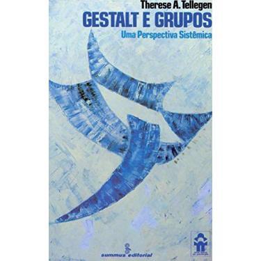 Gestalt e Grupos - Uma Perspectiva Sistemica - Tellegen, Therese Amelie - 9788532302045