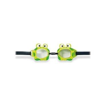 Óculos de Natação - Bichinhos Animados - Sapo - Intex