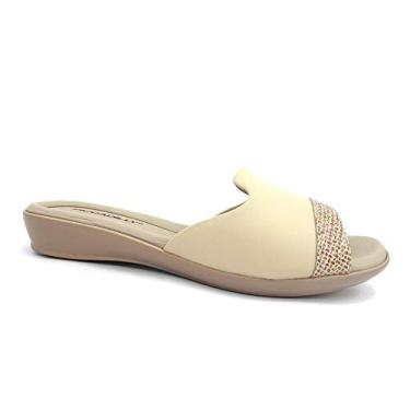 CHINELO CONFORTO 500237 PICCADILLY (12) - CREME