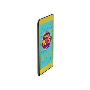 "Imagem de Tablet DL Kids C10 - Tela 7"" Quad Core 8GB WiFi - Android - Preto - C/ Capa Bumper Verde (TX394PBV)"
