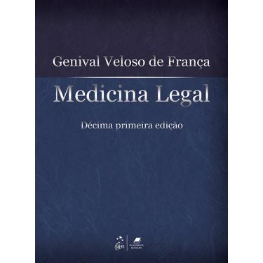 MEDICINA LEGAL - Franca, Genival Veloso De - 9788527731850