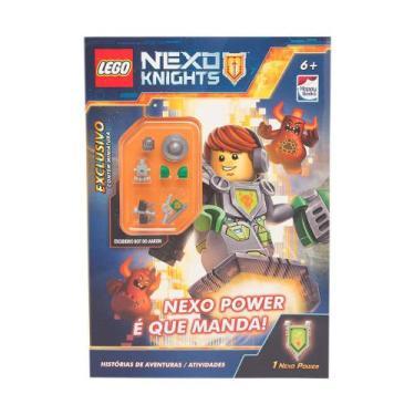 Imagem de Livro - Lego Nexo Knights - Nexo Power É Que Manda!