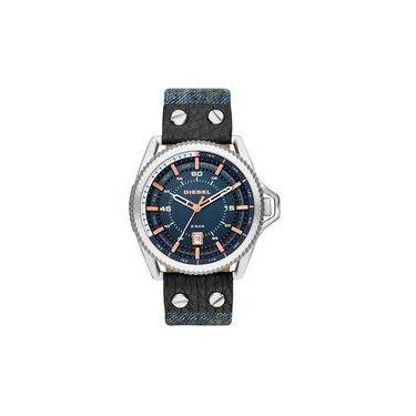 55ee8697302 Relógio de Pulso Masculino Diesel Submarino