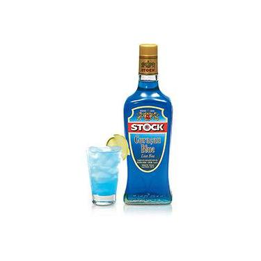 Licor Curaçau Blue 720ml - Stock