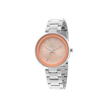 2eb99bd31a Relógio de Pulso Feminino Allora Analógico Americanas