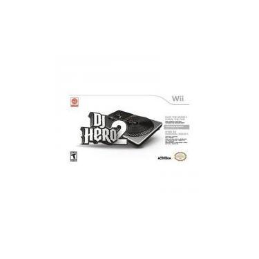 Dj Hero 2 Bundle - Wii Nintendo