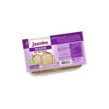 Pão Sem Glúten Multigrãos Jasmine 350g