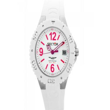 b6027903404 Relógio Sector WS38387H Branco masculino