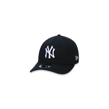Bone 950 New York Yankees Mlb Aba Reta Snapback Preto New Era