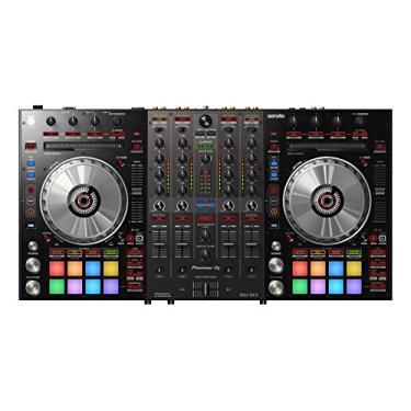 Controlador de DJ PIONEER 4 canais SERATO DJ PRO