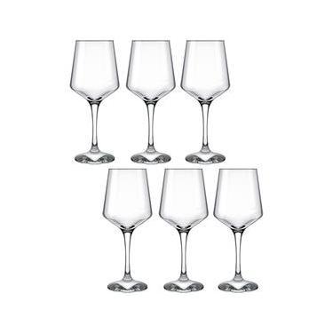 Conjunto de Taças para Vinho Nadir Brunello 490ml – 6 Peças