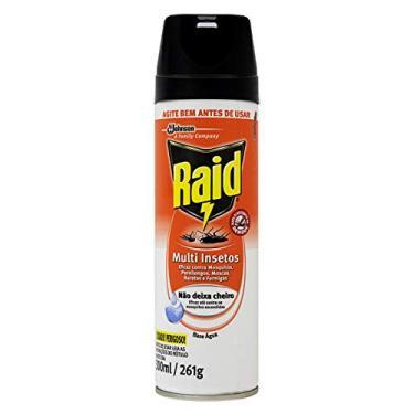 Inseticida Raid Multi-insetos Spray Base Água 285ml