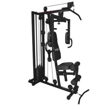 Imagem de Multi Estação De Musculação Profissional Academia - Natural Fitness