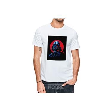 Camiseta Darth Vader Star Wars Geek Nerd Masculina