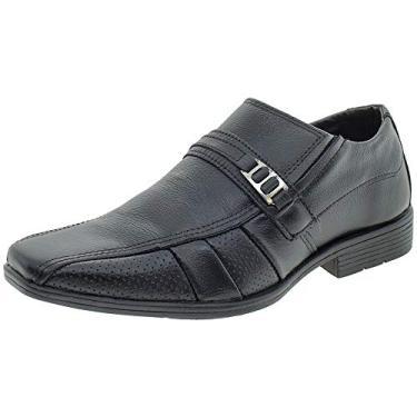 Sapato Masculino Social Parthenon - RMO4004 PRETO