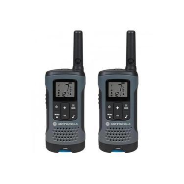 Rádio Comunicador Talkabout 32km T200MC Cinza Motorola