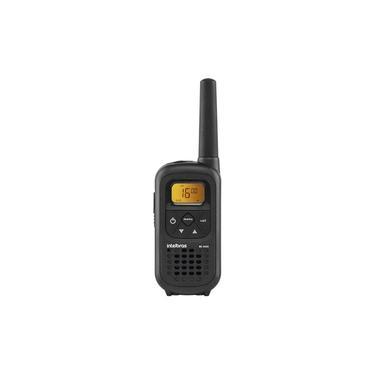 Rádio Comunicador Profissional RC4002 - Preto - Intelbras