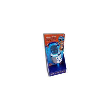 Imagem de Microfone Infantil Karaokê Show Com Bluetooth Azul Toyng