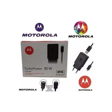 Carregador Original Motorola Turbo Power 15+ V8 Micro Usb Para Moto G2 G3 G4 G5