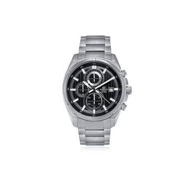 5e99a75c769 Relógio Masculino Casio Edifice Analógico EFR-532ZD-1AVUDF Aço