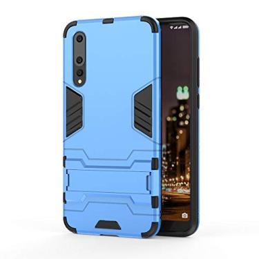 Capa protetora traseira rígida para Huawei P20 Pro Slim Layer (Azul)