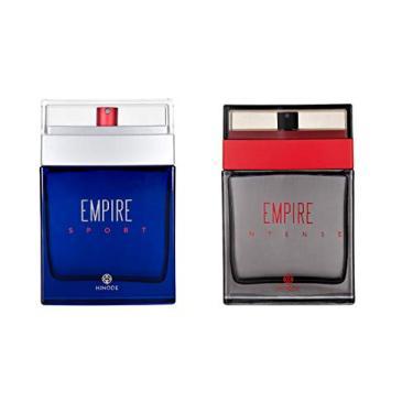 Imagem de Kit Perfume Empire Sport & New Empire Intense Hinode