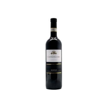 Vinho Italiano Barolo Castelvecchio DOCG Tinto