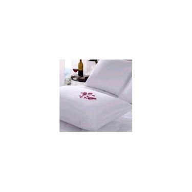 Imagem de Capa Protetora Impermeável De Travesseiro Nura 3 Peças