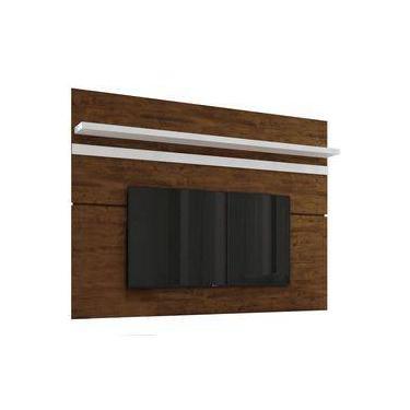 Painel Para Tv Até 70 Polegadas Venezza Canyon/branco - Hb Móveis