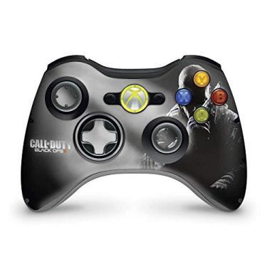 Skin Adesivo Para Xbox 360 Controle - Call Of Duty Black Ops 2