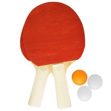 Kit Ping Pong 5 Peças Western 1033955