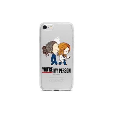 Capinha Capa para celular Grey's Anatomy You are My Person - Samsung Galaxy Gran Prime Duos G530/531