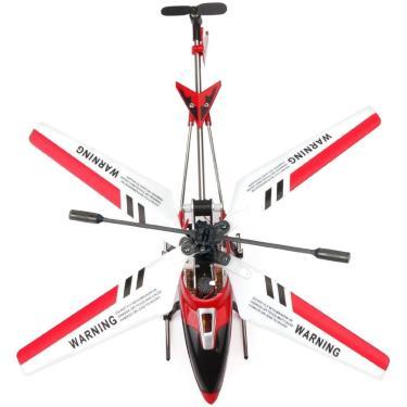 Imagem de Helicóptero Syma S107/S107G R/C com Gyro-Red